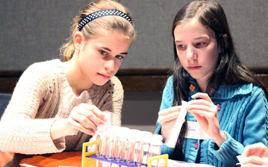Get hands-on with a fun new STEM topic every month.